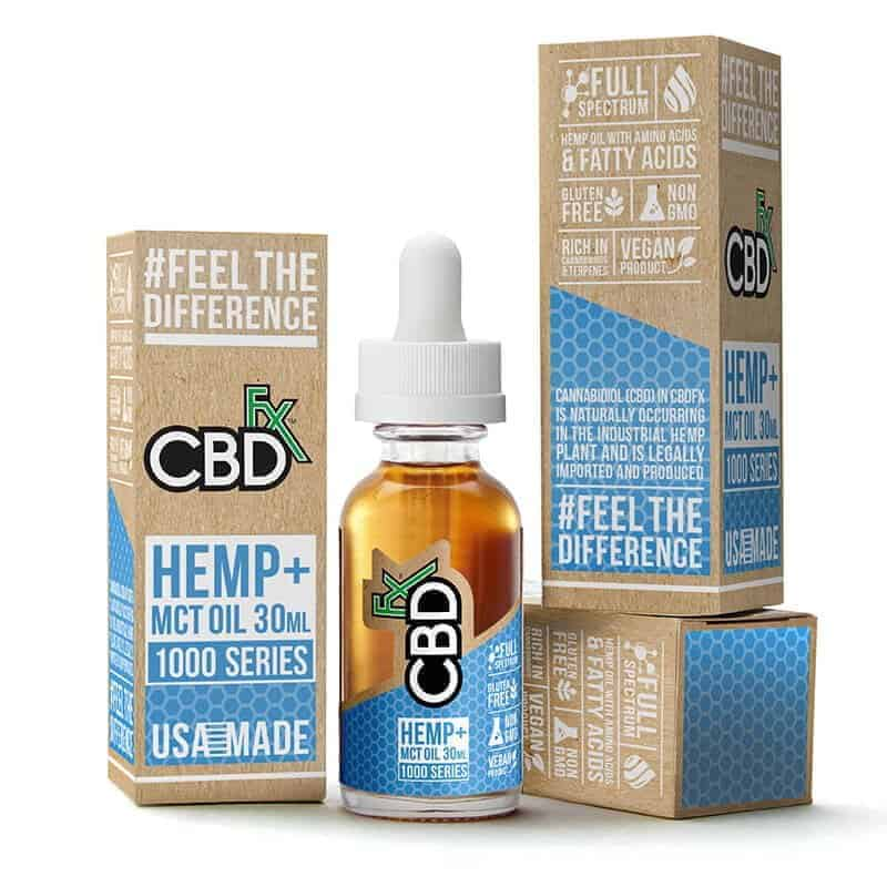 full spectrum cbd mct oil
