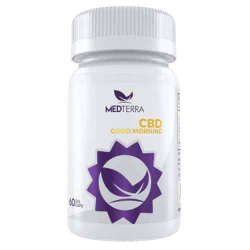 CBD Good Morning Capsules