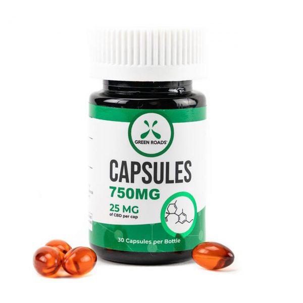 25mg cbd pills