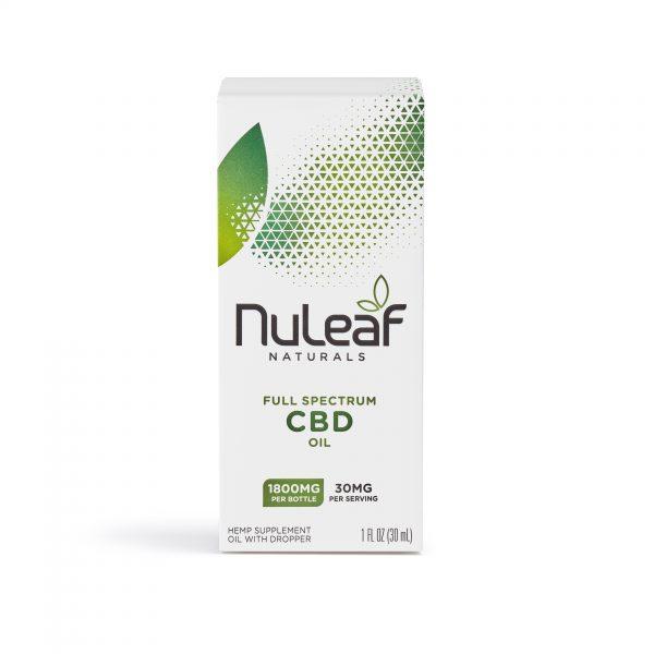 NuLeaf Naturals 1800mg
