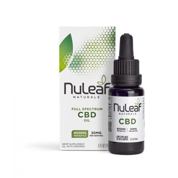 NuLeaf Naturals 900mg