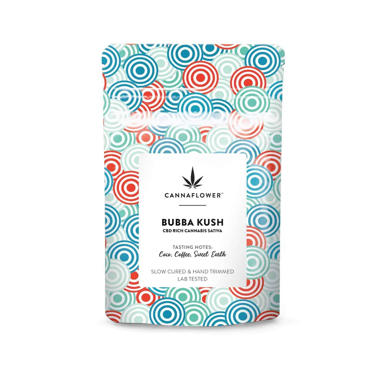 Bubba Kush CBD flower premium