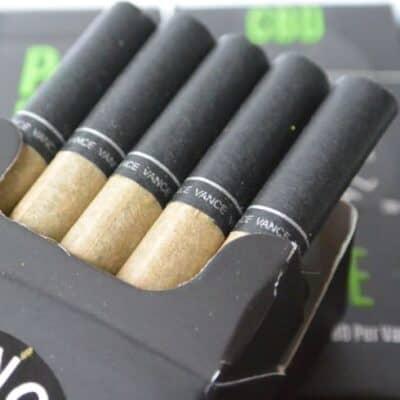 vance pure cbd cigarettes pre rolls