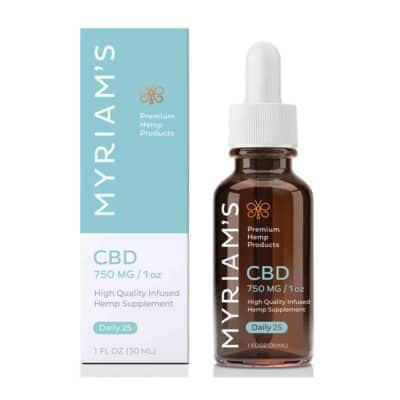 Myriams-Hope-CBD-Oil-Daily-25-Olive-1oz-750mg-of-CBD