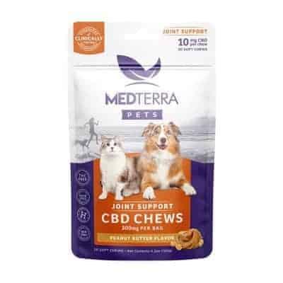 Medterra-CBD-Pet-Joint-Support-Chews-300mg