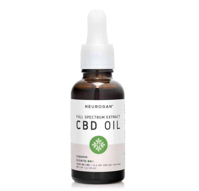 Neurogan 1000mg CBD Oil Tincture